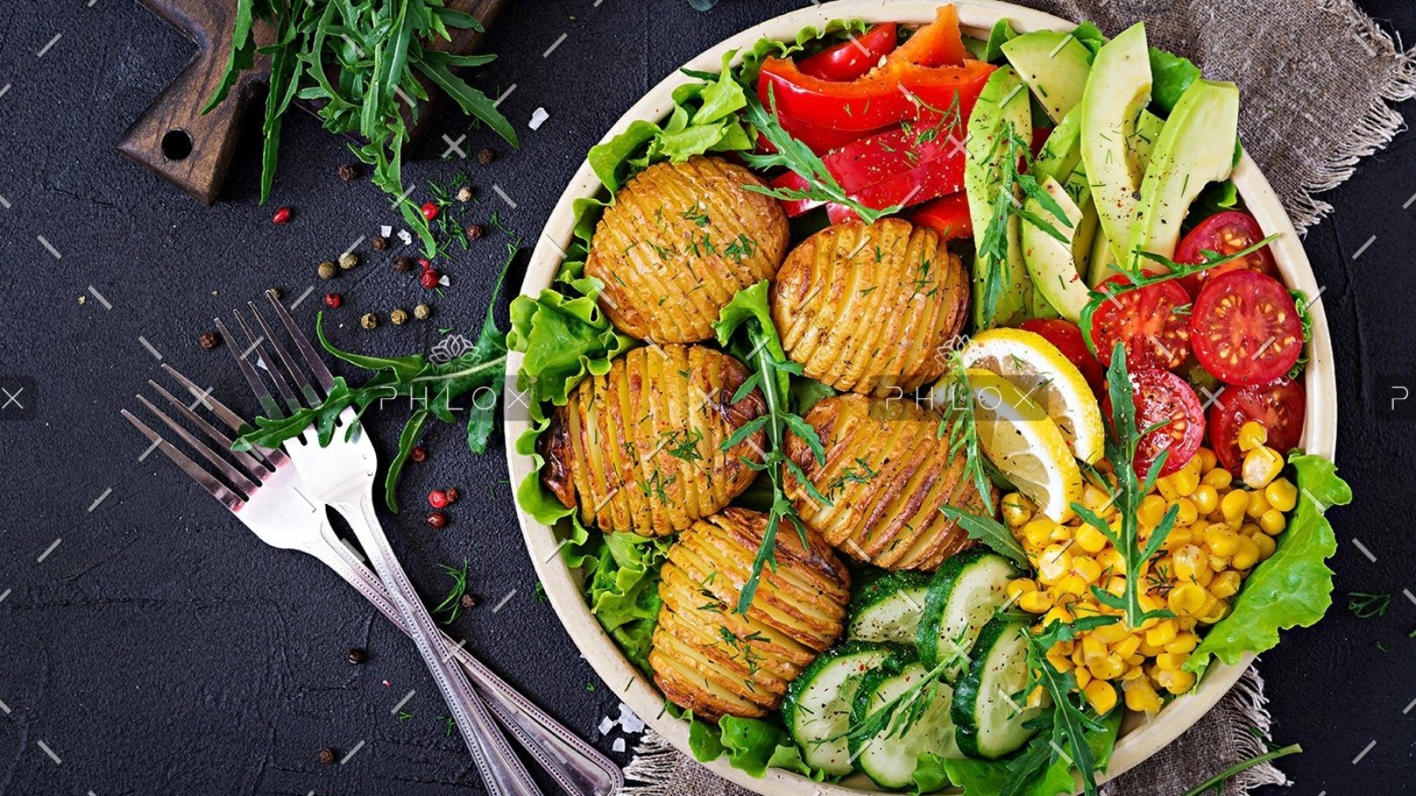 demo-attachment-17-vegetarian-buddha-bowl-raw-vegetables-and-baked-KAYZM53